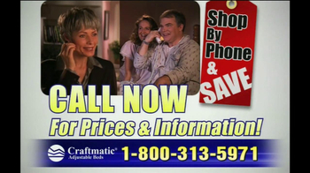 Craftmatic TV Spot For Shop By Phone and Save - Thumbnail 6