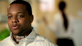 Red Lobster Endless Shrimp TV Spot with Ryan Isabell