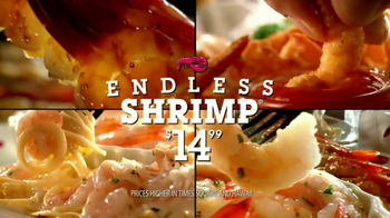 Red Lobster Endless Shrimp TV Spot with Ryan Isabell - Thumbnail 4