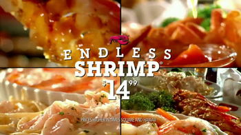 Red Lobster Endless Shrimp TV Spot with Ryan Isabell - Thumbnail 5