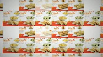 Lean Cuisine TV Spot, 'Culinary Dresses' - Thumbnail 9