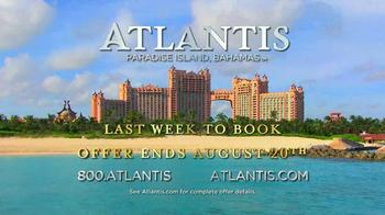 Atlantis TV Spot, 'One Week Only' - Thumbnail 8