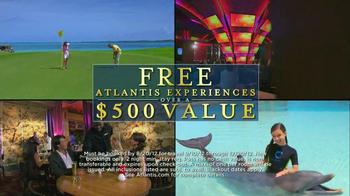 Atlantis TV Spot, 'One Week Only' - Thumbnail 6