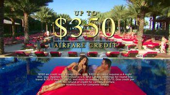 Atlantis TV Spot, 'One Week Only' - 34 commercial airings