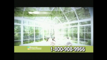 Four Seasons Sunrooms TV Spot For The Way You Live - Thumbnail 1