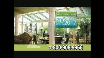 Four Seasons Sunrooms TV Spot For The Way You Live - Thumbnail 10