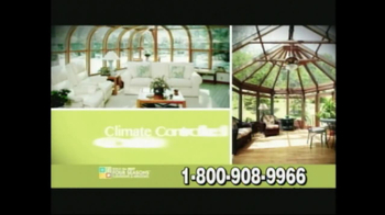 Four Seasons Sunrooms TV Spot For The Way You Live - Thumbnail 6