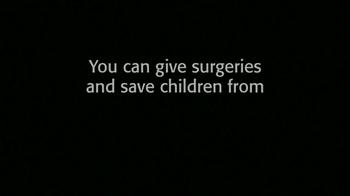 Operation Smile TV Spot For Donations - Thumbnail 5