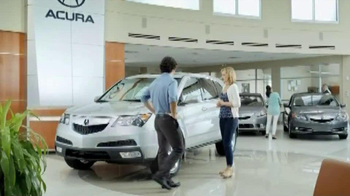 Acura TV Spot For Here Today, Gone Today Sales Event - Thumbnail 1