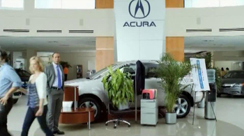 Acura TV Spot For Here Today, Gone Today Sales Event - Thumbnail 8