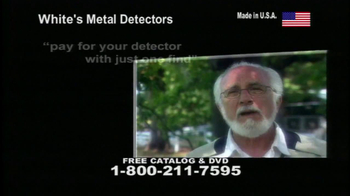 White's Metal Detectors For A Hobby That Pays For Itself thumbnail