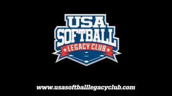 Team USA TV Spot, 'USA Softball Legacy Club' Featuring Michele Smith - Thumbnail 10