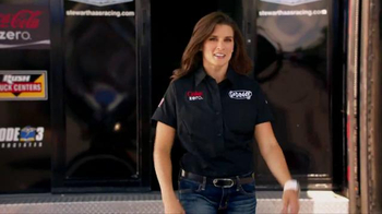 Coca-Cola Zero TV Spot Featuring Danica Patrick - 7 commercial airings