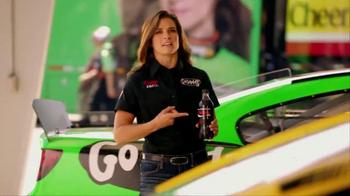 Coca-Cola Zero TV Spot Featuring Danica Patrick - Thumbnail 2