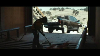 Ram Trucks TV Spot, 'Groundbreaking From the Ground Up' - Thumbnail 7