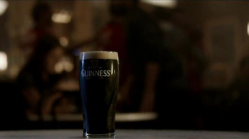 Guinness TV Spot, 'Empty Chair'