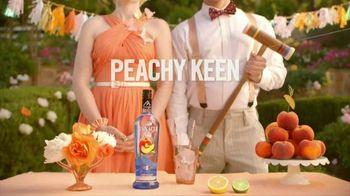 Pinnacle Peach Vodka TV Spot, 'Peachy Keen'