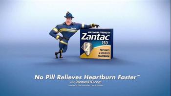 Zantac 150 Maximum Strength TV Spot, 'Heartburn Alert' - Thumbnail 8