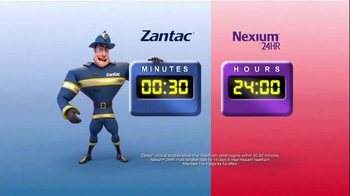 Zantac 150 Maximum Strength TV Spot, 'Heartburn Alert' - Thumbnail 6