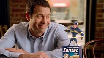 Zantac 150 Maximum Strength TV Spot, 'Heartburn Alert' - Thumbnail 7