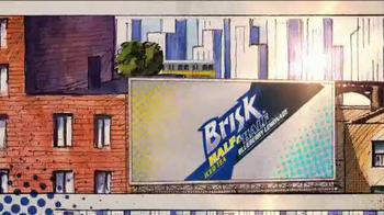 7-Eleven TV Spot, 'Brisk Iced Tea Blueberry Lemonade Half & Half' - Thumbnail 1
