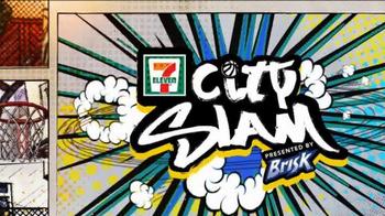 7-Eleven TV Spot, 'Brisk Iced Tea Blueberry Lemonade Half & Half' - Thumbnail 7