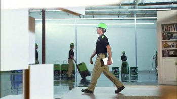 Servpro TV Spot, 'One Room or an Entire Building' - Thumbnail 4