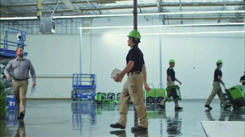 Servpro TV Spot, 'One Room or an Entire Building' - Thumbnail 5
