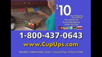 Cup Ups TV Spot - Thumbnail 10
