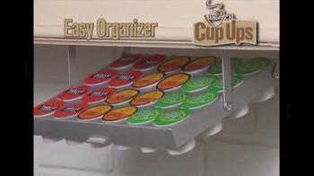 Cup Ups TV Spot