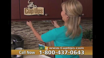 Cup Ups TV Spot - Thumbnail 8