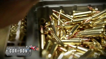 Corbon Ammunition  TV Spot, 'Ultimate Hunting Ammunition' Ft. Steve West