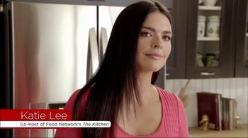 LG Door-in-Door Refrigerator TV Spot, 'Entertaining' Featuring Katie Lee - Thumbnail 1