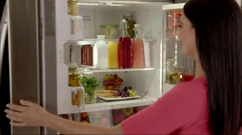 LG Door-in-Door Refrigerator TV Spot, 'Entertaining' Featuring Katie Lee