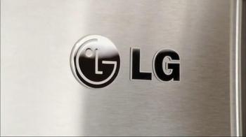 LG Door-in-Door Refrigerator TV Spot, 'Entertaining' Featuring Katie Lee - Thumbnail 6