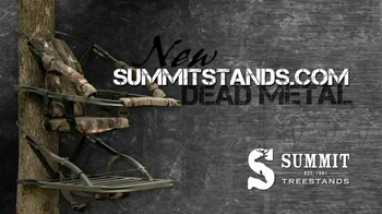 Summit Tree Stands TV Spot, 'Quieter Than Ever Before' - Thumbnail 9