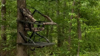 Summit Tree Stands TV Spot, 'Quieter Than Ever Before' - Thumbnail 3