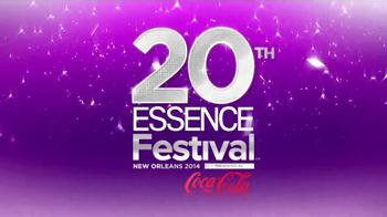 20th Essence Festival TV Spot - 3 commercial airings