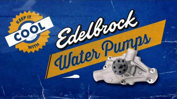 Edelbrock Water Pumps TV Spot, 'Summer is Hot'