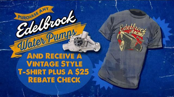 Edelbrock Water Pumps TV Spot, 'Summer is Hot' - Thumbnail 3