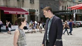 Match.com TV Spot, 'Match on the Street: Meet People Organically' - Thumbnail 2