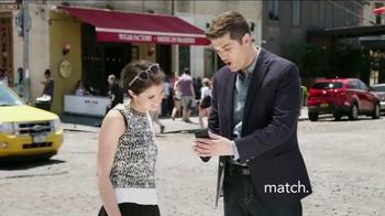 Match.com TV Spot, 'Match on the Street: Meet People Organically' - Thumbnail 7