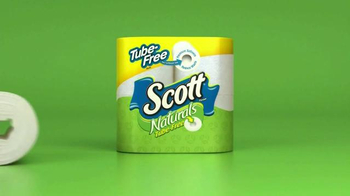 Scott Brand Naturals Tube-Free TV Spot, 'Toss the Tube for Good' - Thumbnail 10