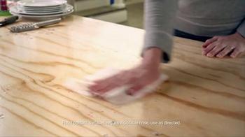 Clorox TV Spot, 'Fish Dinner' - Thumbnail 8