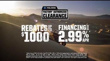 Polaris Factory Authorized Clearance TV Spot, '2014 Model Deals' - Thumbnail 10