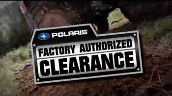 Polaris Factory Authorized Clearance TV Spot, '2014 Model Deals' - Thumbnail 5