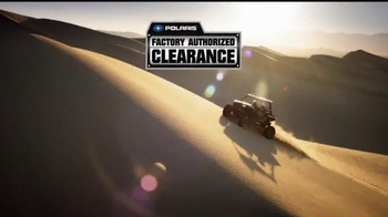 Polaris Factory Authorized Clearance TV Spot, '2014 Model Deals' - Thumbnail 9