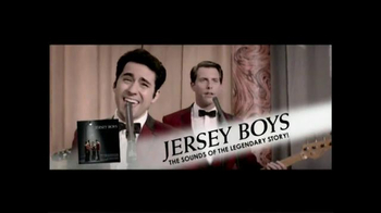Jersey Boys on CD and Digital TV Spot