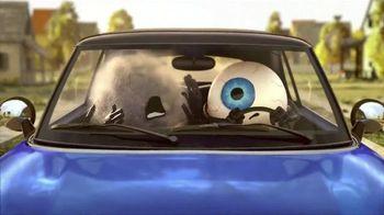 Visine Original Redness Reliever Eye Drops TV Spot, 'Irritating Dust'
