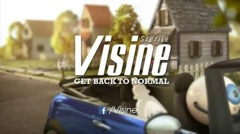 Visine Original Redness Reliever Eye Drops TV Spot, 'Irritating Dust' - Thumbnail 10